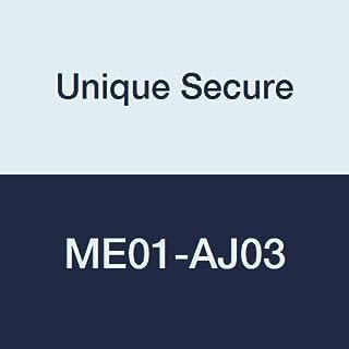 Unique Secure ME01-AJ03 Unique Secure Mepos Tablet Skin for iPad Air 2, Black