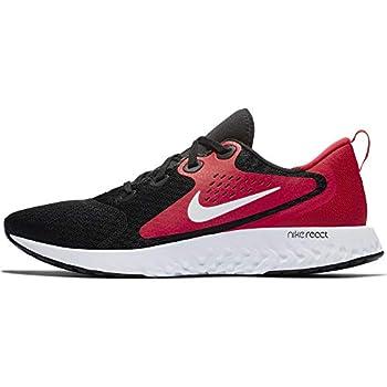 Nike Men s Running Shoes Mehrfarbig Black White University Red 004 11 UK