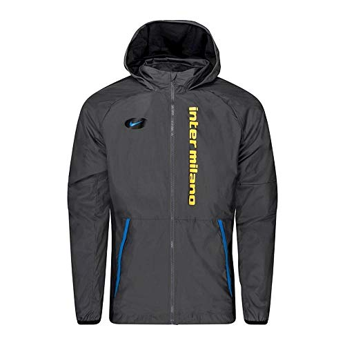 Nike Chaqueta Inter Milan Allweather 2020-2021 (gris oscuro)
