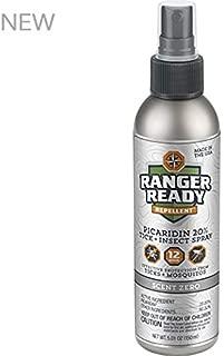 Picaridin 20% Tick & Insect Repellent Fine Mist Spray | Scent Zero | 150ml(5.0oz)