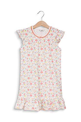ESPRIT Bodywear Mädchen Deliah MG Nightshirt Nachthemd, 110, 116/122