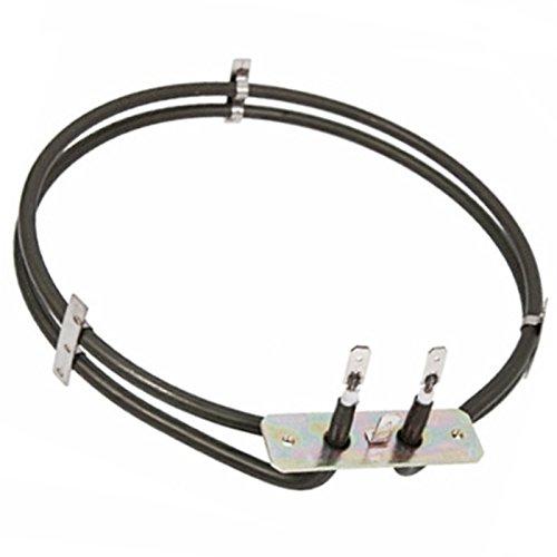 spares2go 2TURN Heizung Element für die Gala Fan Backofen/Herd (2100W)