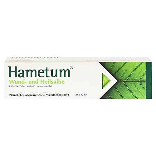 HAMETUM Wund- und Heilsalbe 100 g Salbe
