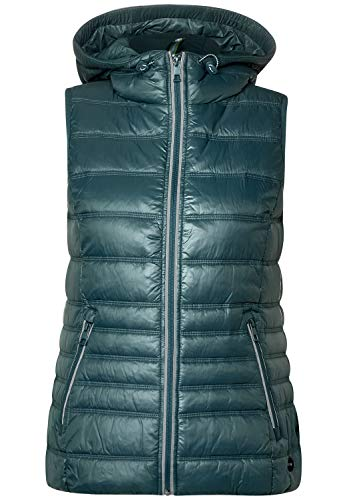 Cecil Damen Sportive Stepp-Weste North Atlantic Green XL