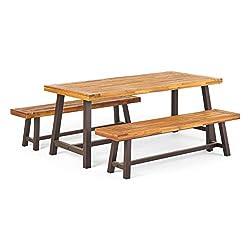 Marvelous The 14 Best Wood Picnic Tables Of 2019 Spiritservingveterans Wood Chair Design Ideas Spiritservingveteransorg