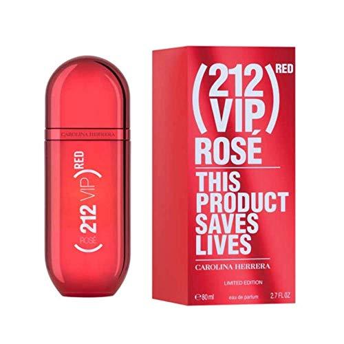 Carolina Herrera 212 Vip Rose Red 80 ml