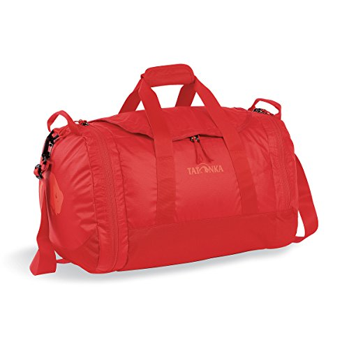 Tatonka Adult Travel Duffle S Tasche, Red, 45 x 28 x 30 cm