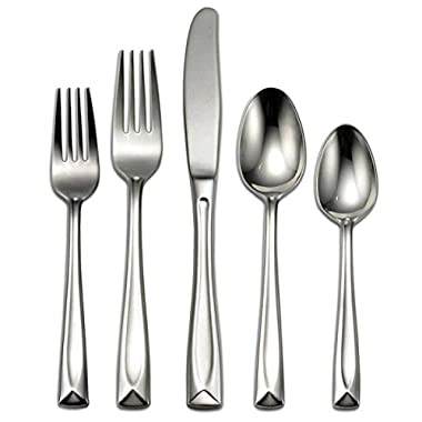 Oneida Lincoln 45-Piece Flatware Set, Service for 8