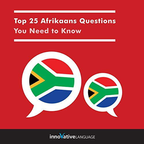 Top 25 Afrikaans Questions You Need to Know cover art