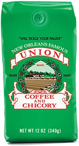 French Market Coffee Union Coffee and Chcoryi 12 oz Bag product image