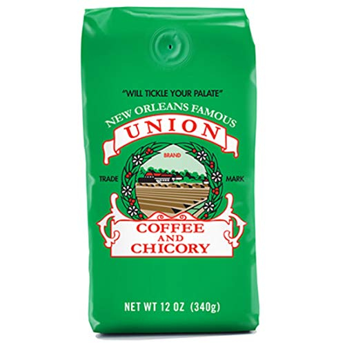 French Market Coffee, Union Coffee and Chcoryi, 12 oz Bag