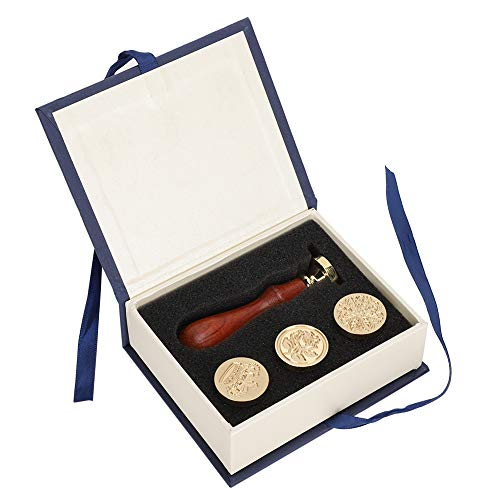 Wax Seal Stamp Firm Card Wedding Business Activity