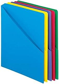 Slash Diviseur de poche, 3HP, 8–1/5,1x 27,9cm, 25/PK, assorties, vendu comme 1colis
