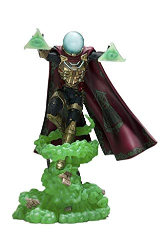 Mysterio Spiderman Statue: Away From Home Iron Studios BDS Art Scale Deluxe 1:10
