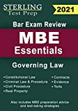 Image of Sterling Test Prep Bar Exam Review MBE Essentials: Governing Law Outlines