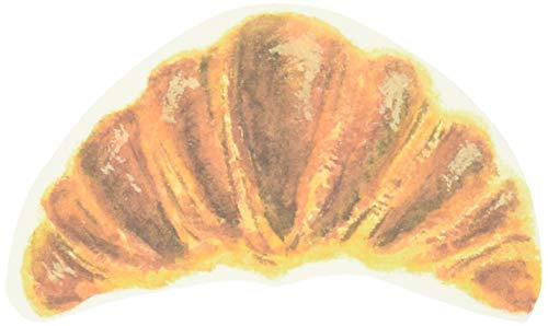 PANBUNGU パンのメッセージカード 12枚入 クロワッサン b144 5個セット