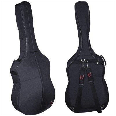 Ortola - Funda Guitarro Mejicano Ref.53, Negro