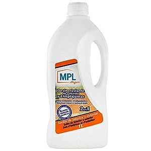 MPL Hogar Quitacementos Y Limpiajuntas 1 L