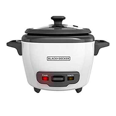 BLACK+DECKER VALUE NOT FOUND Uncooked Rice Cooker, Value Not Found
