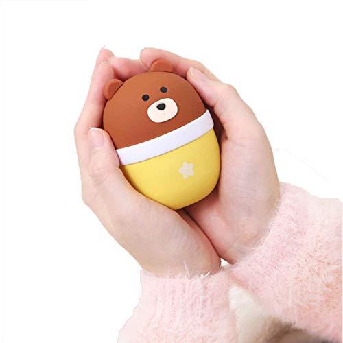 QAQWER Handwarmer, hoeveelheid, huisdier, warme handschat opladen met mobiele USB-stroom, warme baby mini-draagbare grote capaciteit verwarming elektrische verwarming schat