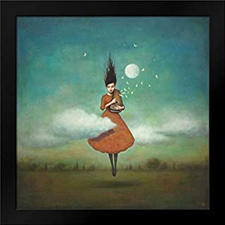 High Notes for Low Clouds Framed Art Print by Huynh, Duy