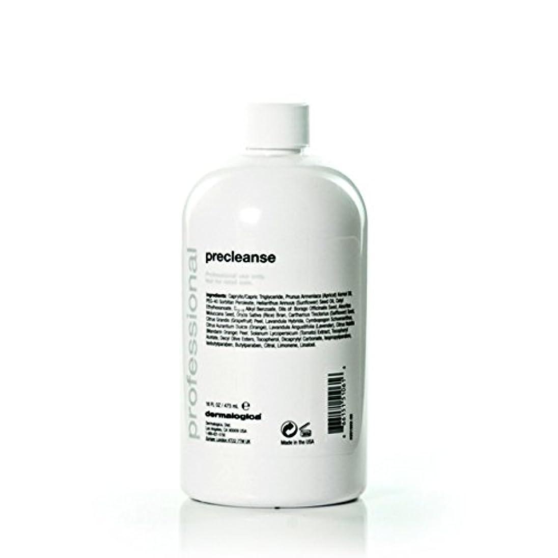 青流立方体ダーマロジカ プレクレンズ (サロンサイズ) 473ml/16oz並行輸入品