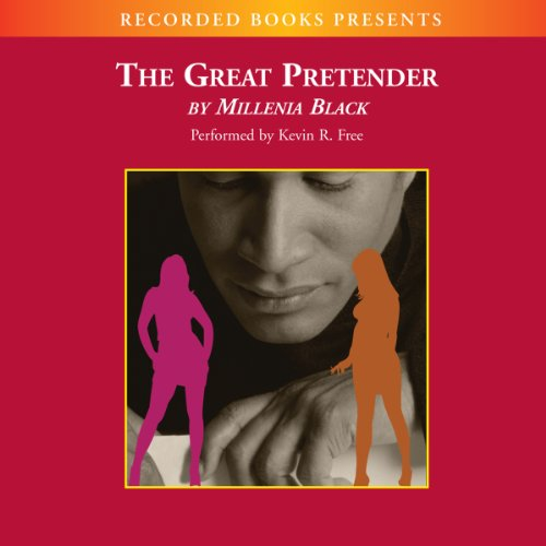 The Great Pretender audiobook cover art