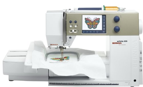 Bernina artista 630E Sewing , Quilting and Embroidery Machine with Embroidery System