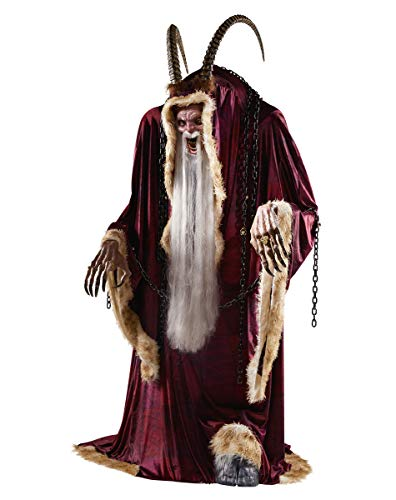 Spirit Halloween 7.5 Ft Krampus Animatronic