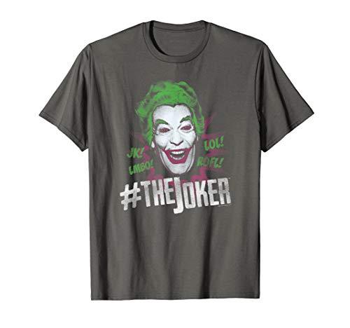 Batman Classic TV Series #Joker T Shirt