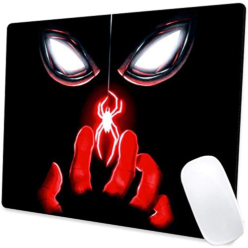 Movies Superhero 005 Mouse Pad Non-Slip Rubber Base Justice League Mouse Pads Spuare Customized Mousepads for Computers Laptop Office