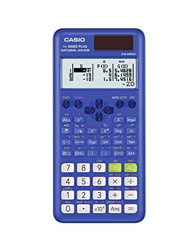 precio de calculadora cientifica casio fx 991es plus fabricante Casio