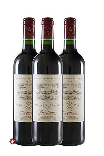 Rothschild (Lafite)Prestige Bordeaux AOC 2017 (3 x 0.75 l)