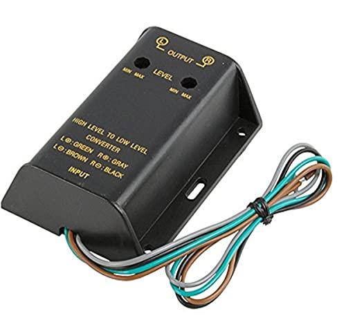 Oferta de Fixapart CAR-AX03 convertidor de señal - Conversor de señal (9 cm, 6,5 cm, 2,7 cm, Negro)