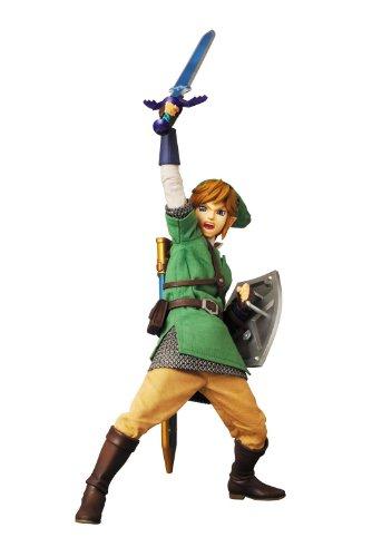 Medicom The Legend of Zelda: Skyward Sword: Link Real Action Hero Action Figure