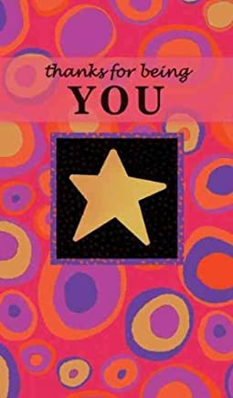 THANKS FOR BEING YOU By Zondervan (Author) Hardcover on 16-Feb-2010