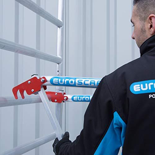 Euroscaffold Steigerverkoop - Rolsteiger + vario voorloopleuning