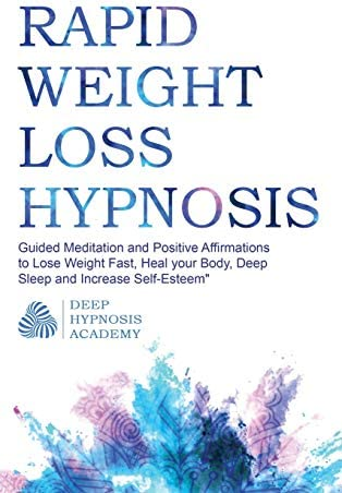 Rapid Weight Loss Hypnosis Guided Meditation and Positive Affirmations to Lose Weight Fast Heal product image