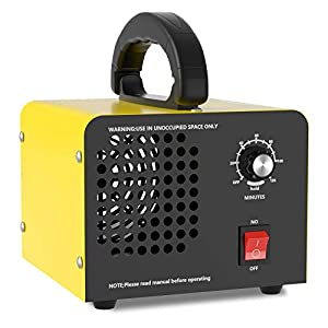Generatore per casa o comerciale di ozono 24.000 MG Purificatore daria deodorante sterilizzatore Ozonizzatore O3 24g