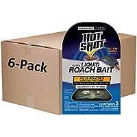 18-Count of Hot Shot Ultra Liquid Roach Bait (HG-96591)