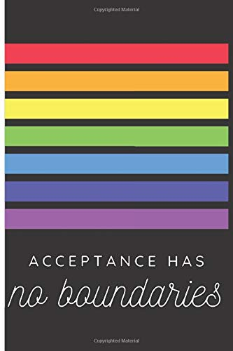 Acceptance Has No Boundaries: 120 Outfit Planner Pages - 6
