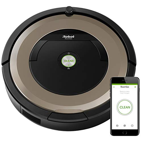 iRobot Roomba 891 Robot Vacuum- Wi-Fi Connected, Works with Alexa, Ideal for Pet