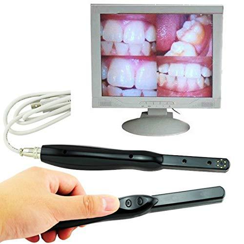 Funwill Neue Dental HD USB 2.0 Intra Oral Kamera 6 Megapixel 6-LED Clear Image