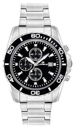 Lorenz - Reloj cronógrafo para hombre LZ 26117AA
