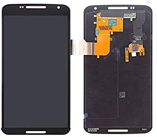 Quick Installation Cellphone Replacement Parts Compatible with Google Nexus 6 / XT1100 / XT11032 in 1 (LCD + Touch Pad) Di...