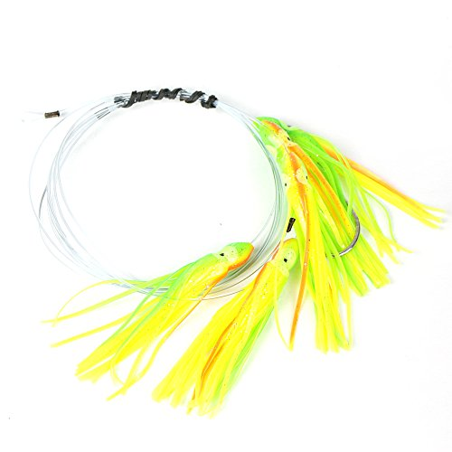 The Tackle Room Schoolie Daisy Chain (Chartreuse)