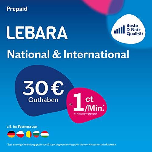 Lebara Mobile Lebara Mobile Starter Karte (0 ? SGH 1 ?