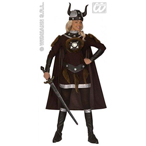 WIDMANN Desconocido Disfraz de vikinga para mujer