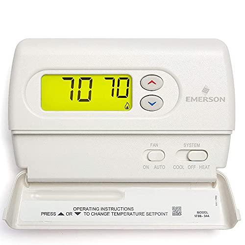 White Rogers Co. 1F86-344 Thermostat Genuine Original Equipment Manufacturer (OEM) Part
