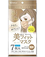 アイリスオーヤマ 美フィットマスク 7枚入 カラー 7枚入